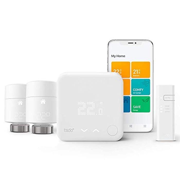 Deal of the Day! Tado Smart Thermostat - Starter Kit V3+