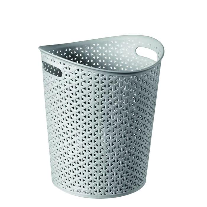 Curver 13L Wastepaper Basket - save £1.50