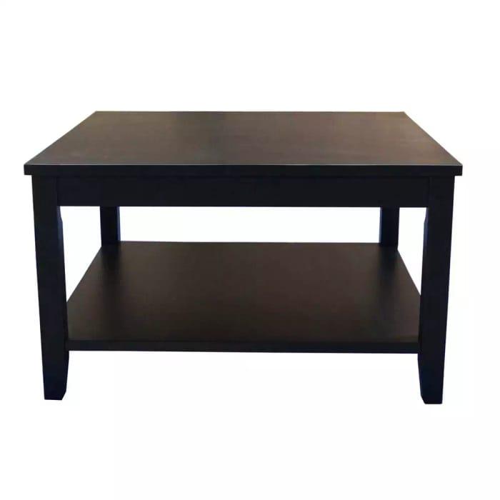 Black 'Fenton' Coffee Table - save £224