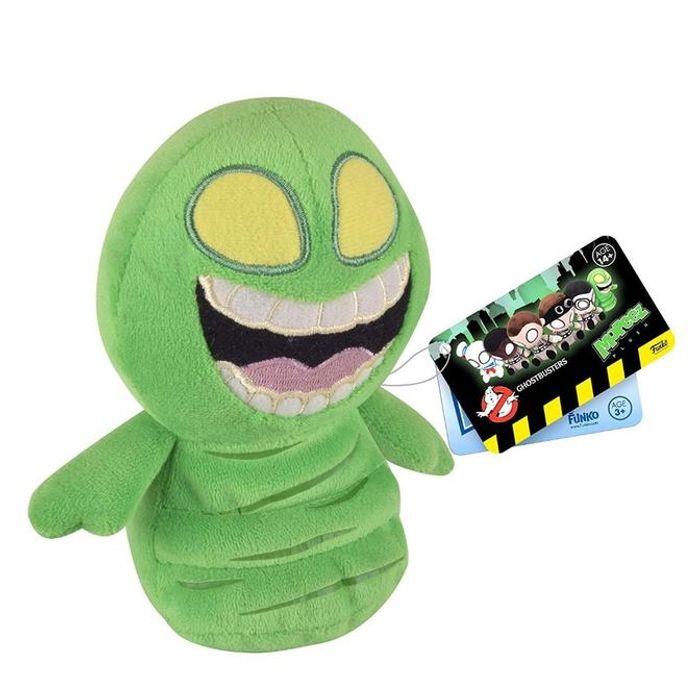 "Funko Mopeez Ghostbusters Slimer 4"" Soft Plush Toy"