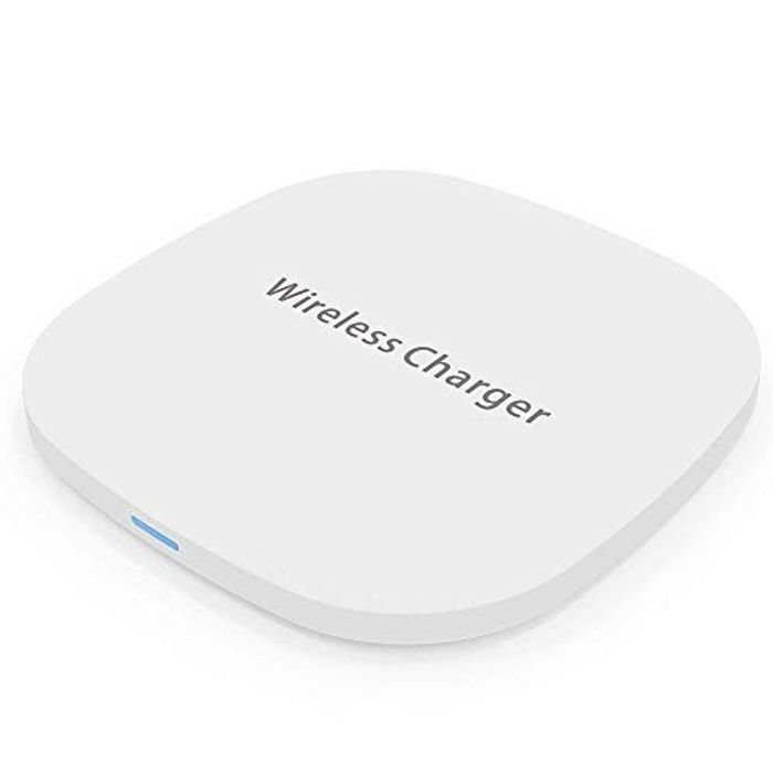IKOS Fast Wireless Charger, Qi Wireless Charging Pad
