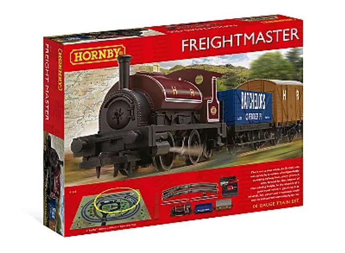 Hornby Freight Master Set