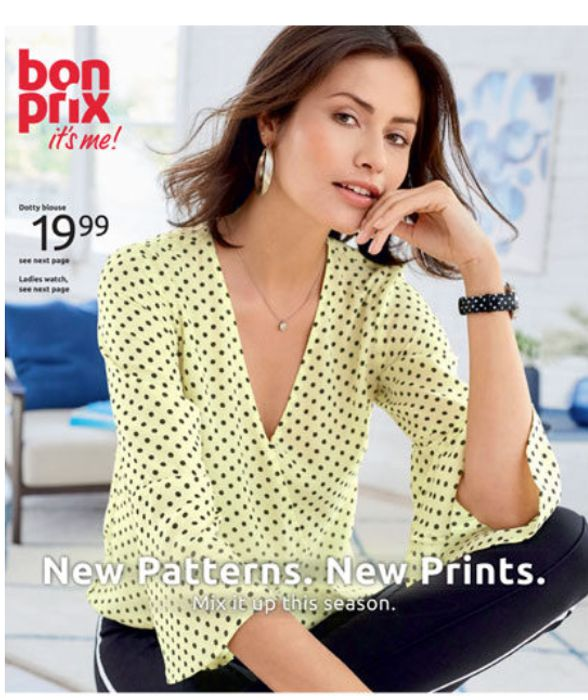 Get A Catalogue From Bon Prix FREE BY POST