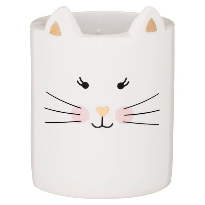 Cat Candle - Gold