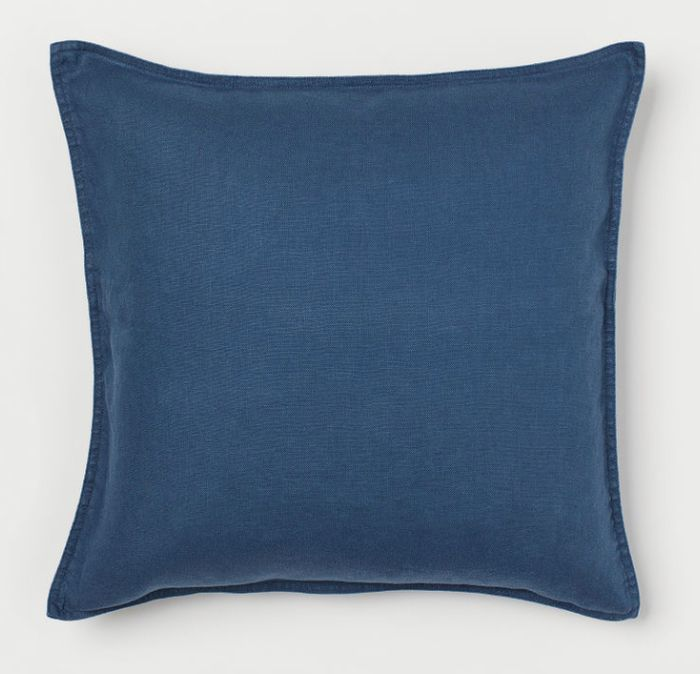 Premium Quality Washed Linen Cushion Cover, Only £3.00!