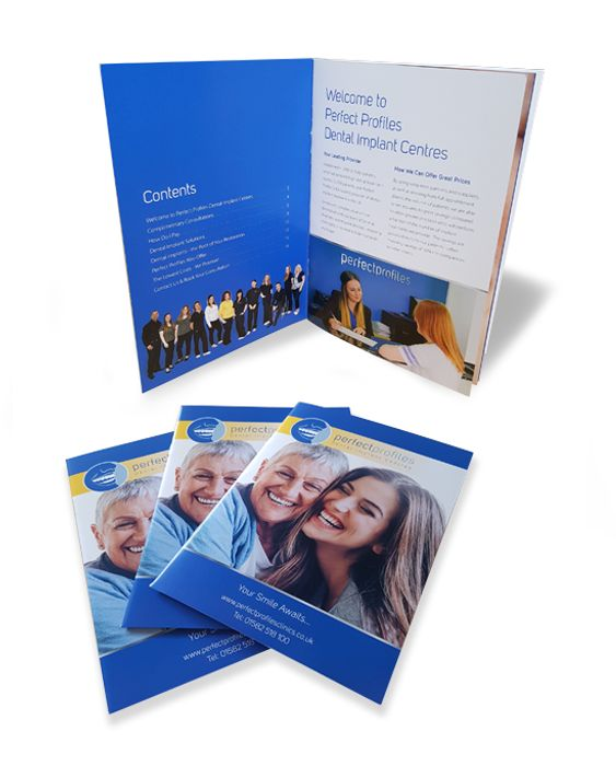 Get A Brochure From The Perfect Profiles DENTAL Clinic FREE BY POST