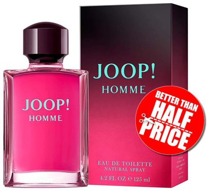 Joop! Homme EDT 125ml (Free Delivery Too!)