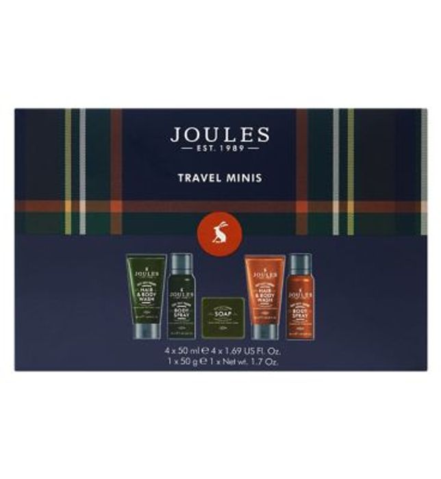 Joules Mens Travel Kit Use code SALE10 to save an extra 10 percent