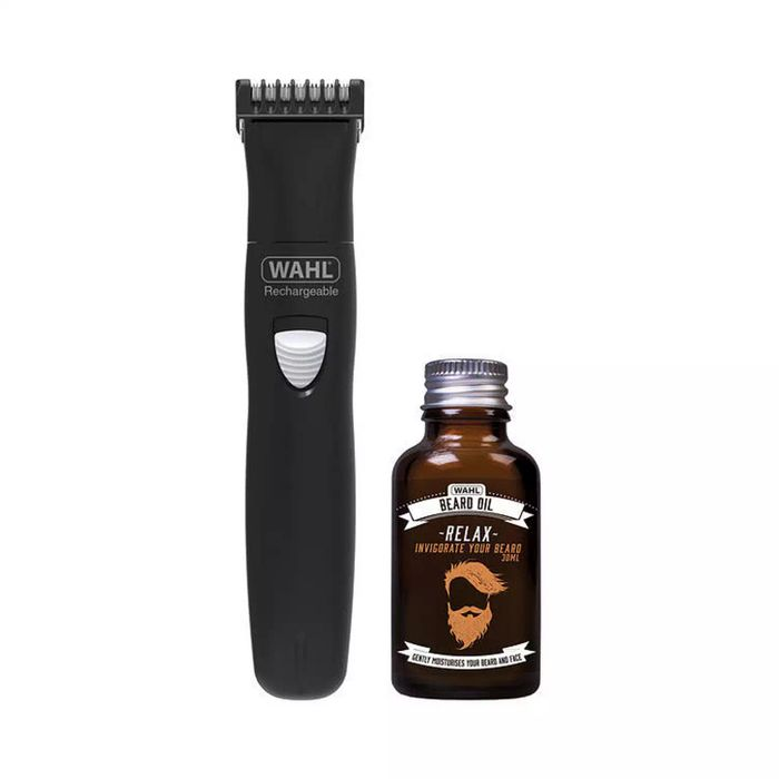 Cheap Wahl Beard Trimmer and Oil Set with 50% Discount - Great buy!
