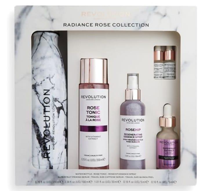 Revolution Skincare Radiant Rose Collection