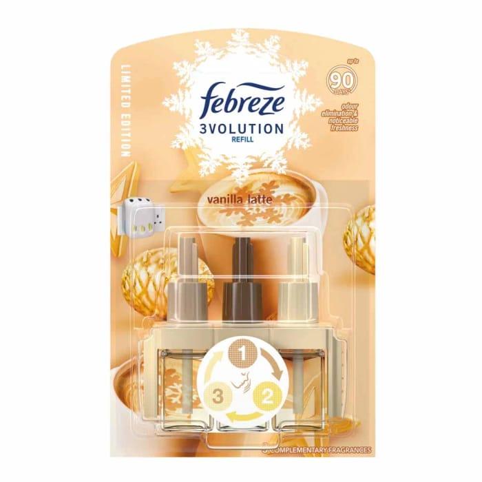 Ambi Pur 3volution Vanilla Blossom Air Freshener Refill 20ml