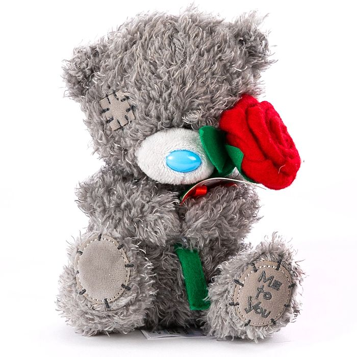 Me to You with Love Rose Bear