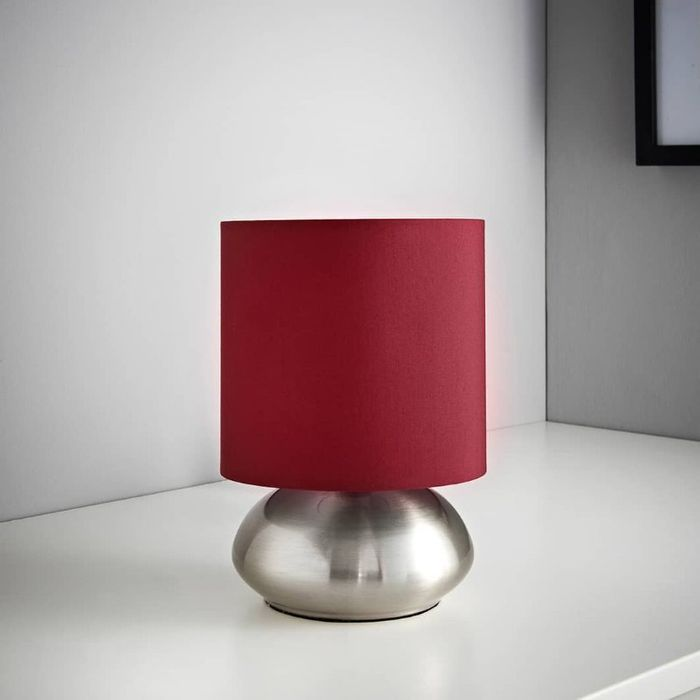 Pippin Table Lamp - Red White or Black