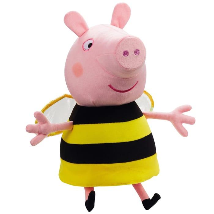 Peppa Pig Plush Toy - Bee or Nurse