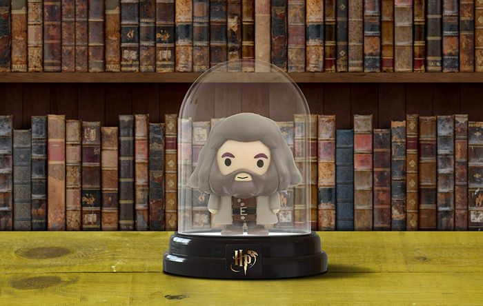Best Ever Price! Paladone Hagrid Mini Bell Jar Light