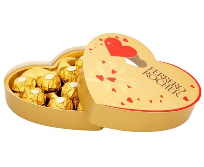 Ferrero Rocher Valentine's Heart 125G