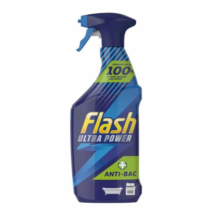 Flash Ultra Antibacterial Spray 750ml