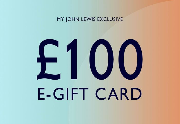 My John Lewis Members - £100 E-Gift Card When You Spend £500 on Home