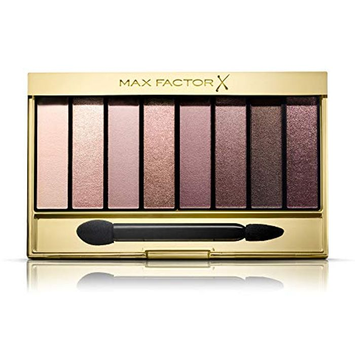 Max Factor Masterpiece Contouring Eyeshadow Palette, 03 Rose Nudes