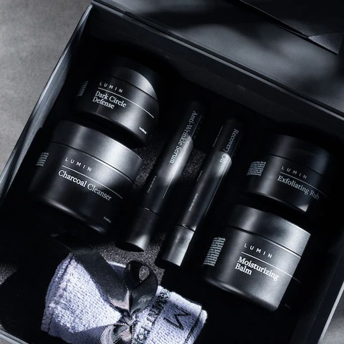 Free Trial for Box of Men Skincare Samples
