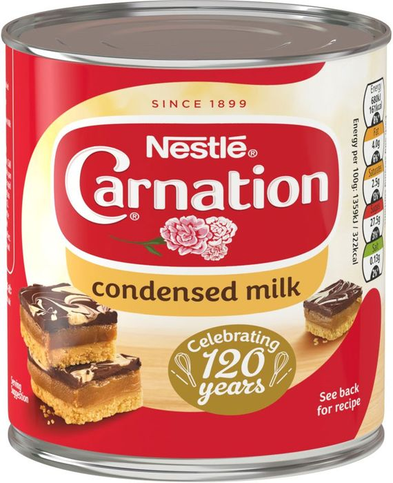 Nestle Carnation Sweetened Condensed Milk (397g)