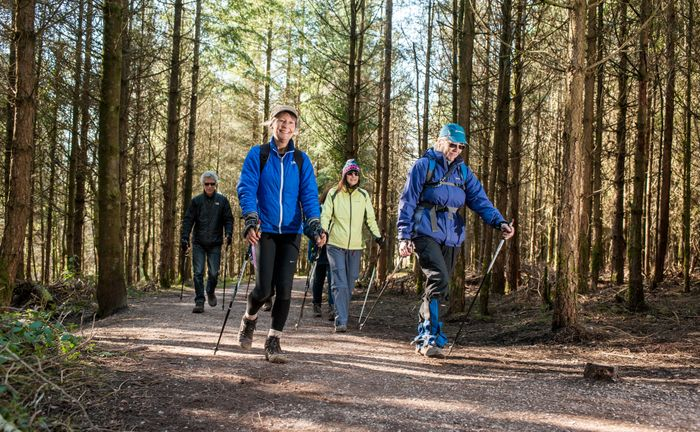 FREE Nordic Walking Taster Sessions