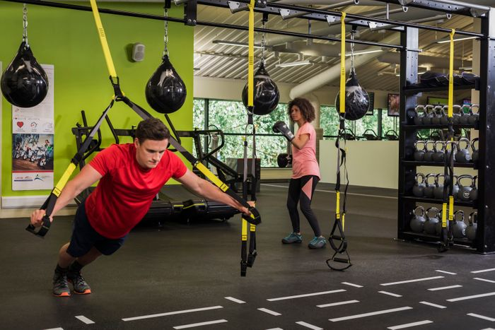 Book Your Free One-Day Gym Pass