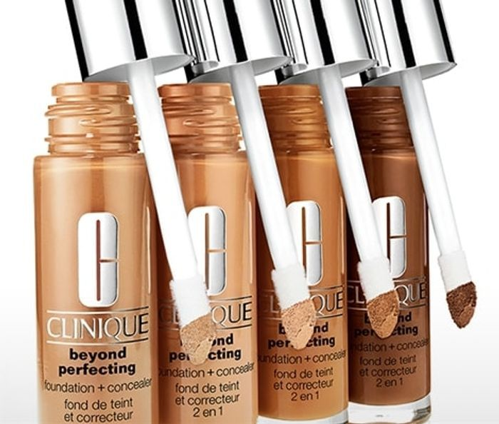 Free 10-Day Sample of Clinique beyond Perfecting Foundation + Concealer