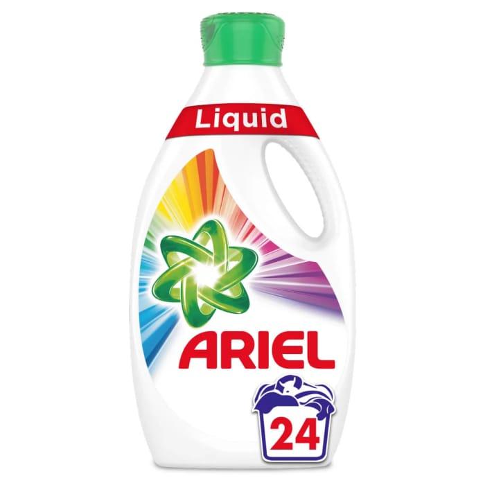 Ariel Colour Washing Liquid 24 Washes 840ml