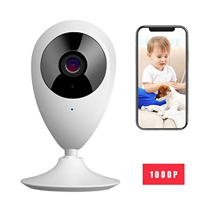 Cheap Baby Monitor Camera WiFi 1080P with Two Way Audio with 50% Discount!