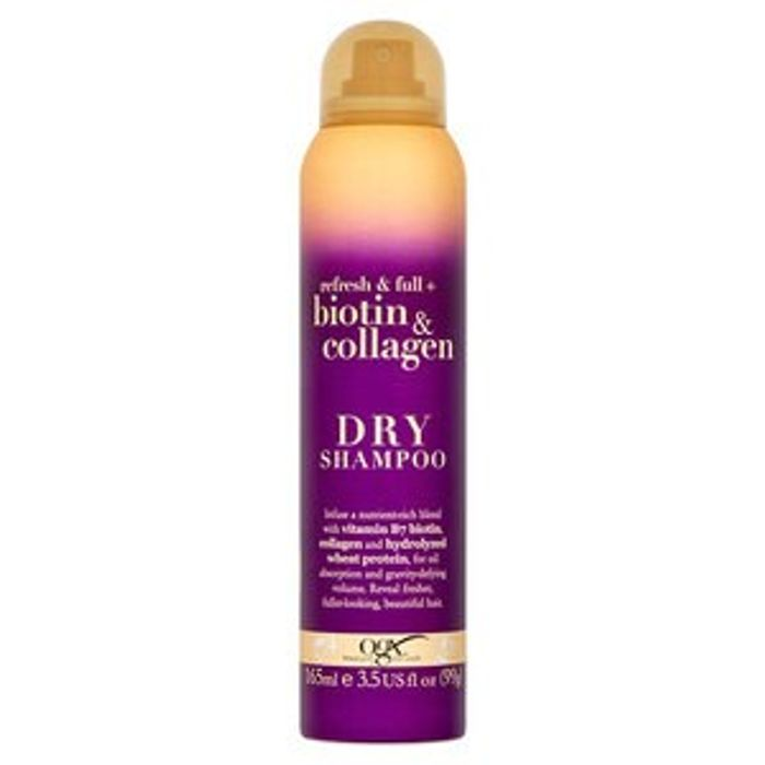 OGX Thick & Full + Biotin & Collagen Dry Shampoo