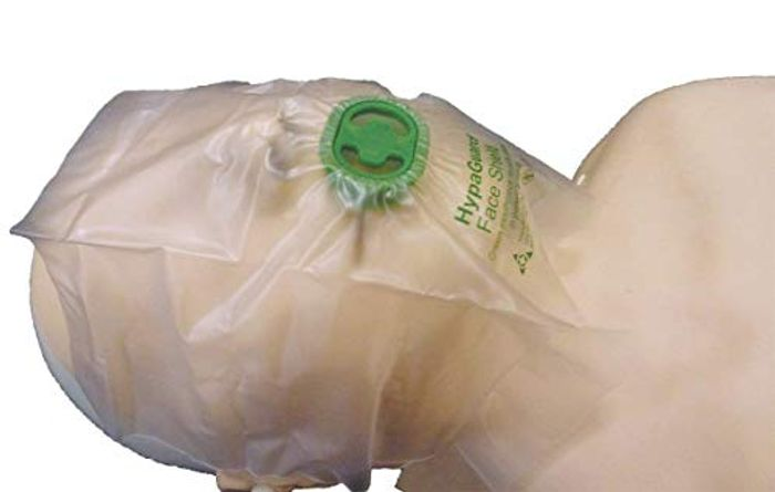 Safety First Aid Group. HypaGuard CPR Face Shield - One-Way Valve