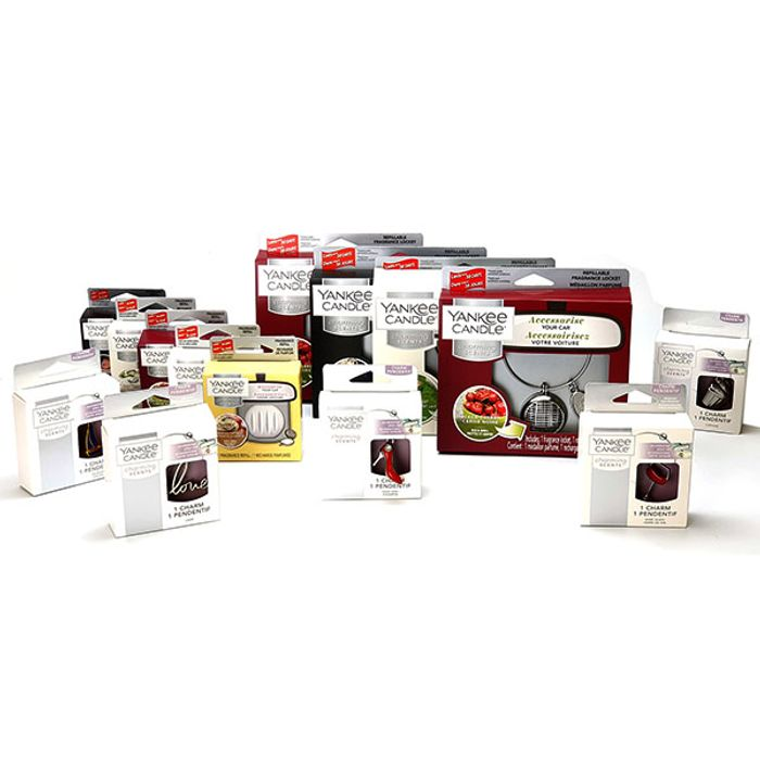 Charming Scents Complete Starter Kit Car Air Fresheners