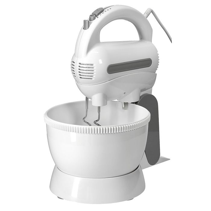 *SAVE £11* Hand Mixer with Rotating Bowl