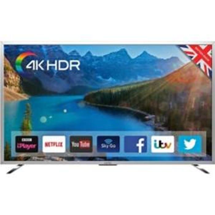 *SAVE £200* Cello 75 Inch 4K UltraHD LED Smart TV