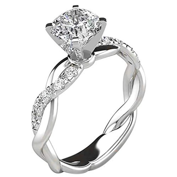 Pretty Bargain Ring with free Delivery