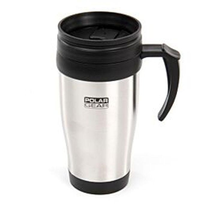 Polar Gear 0.4L Everyday Travel Mug - Stainless Steel