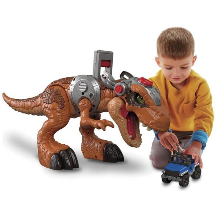 Fisher-Price Imaginext Jurassic World Large Dinosaur