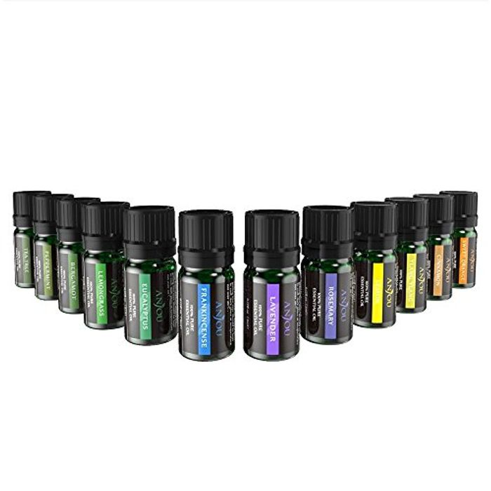 12 X Essential Oils for £6.99