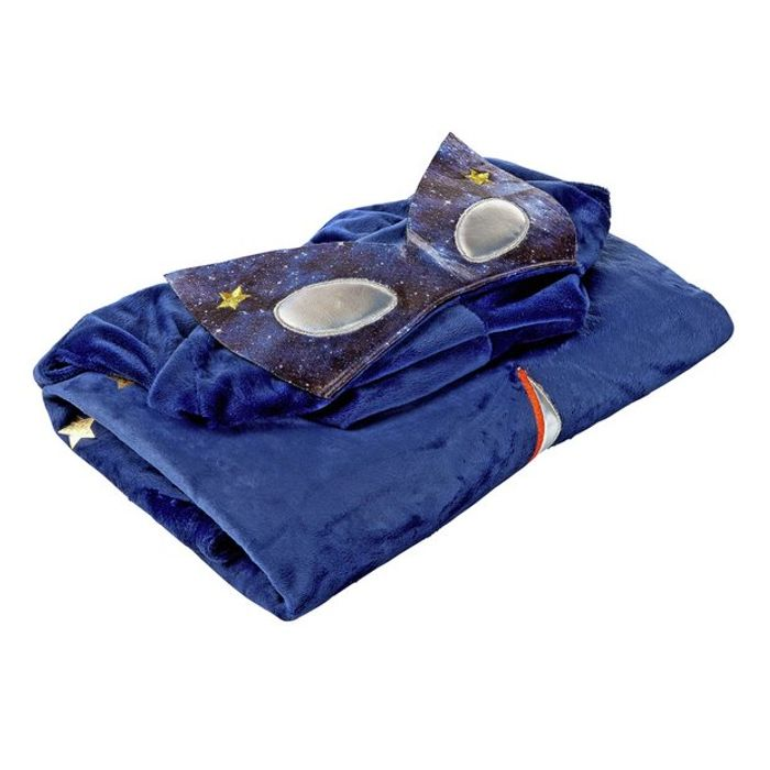 Cheap Imagination Station Superhero Cape Snuggle Blanket at Argos Only £10!