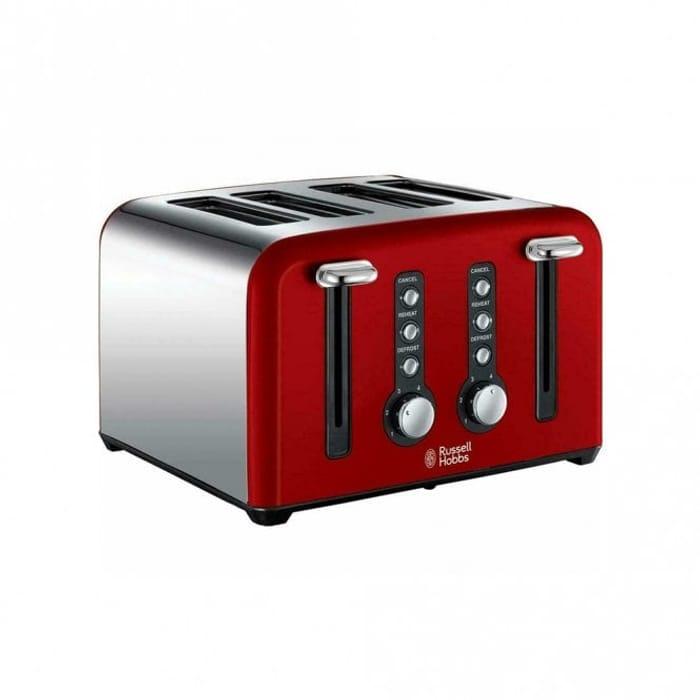 RUSSELL HOBBS Windsor 4 Slice Toaster