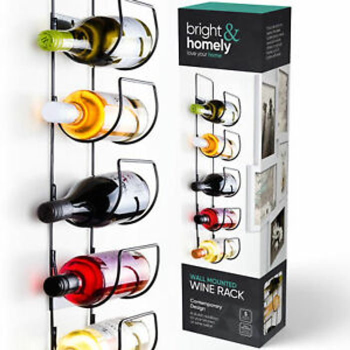 Wine Rack at ebay - Only £9.99!