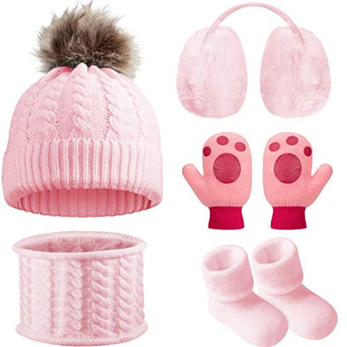 Cheap Baby Winter Warm Set - Only £3.99!
