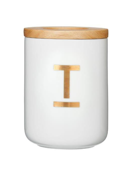 House by John Lewis Ceramic Tea Storage Jar, 800ml