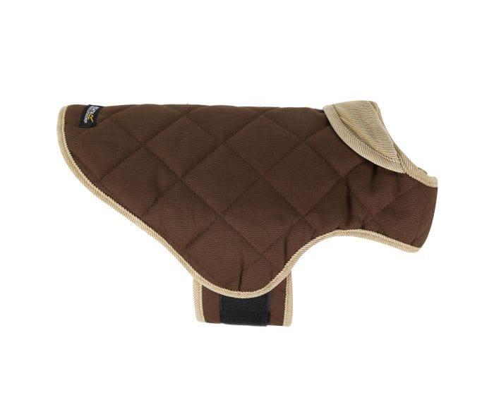 Regatta Insulated Chillguard Dog Coat - Brown