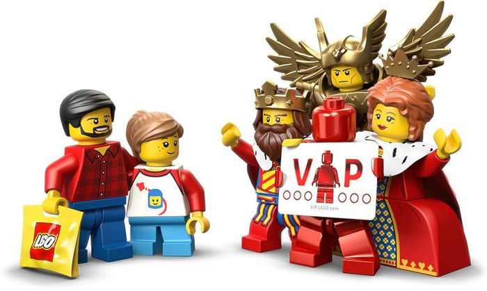 Join Lego VIP LOYALTY PROGRAM and Get Exclusive Members-Only Gifts