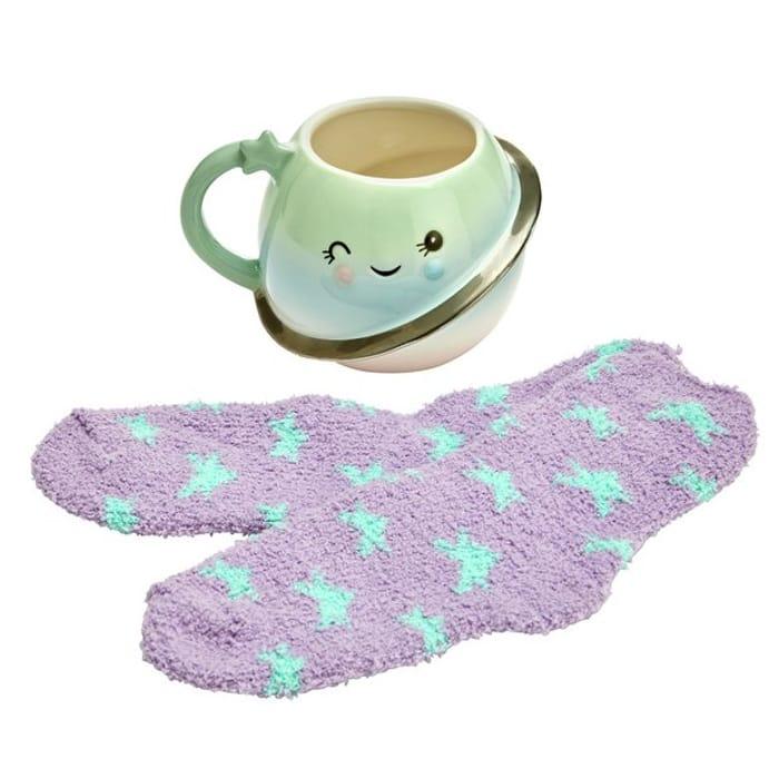 Imagination Station Planet Mug & Socks