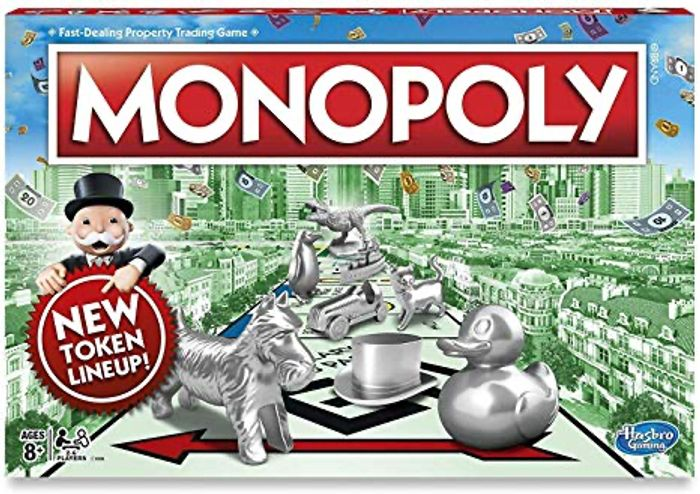 Free Monopoly Board Game - Home Tester Club