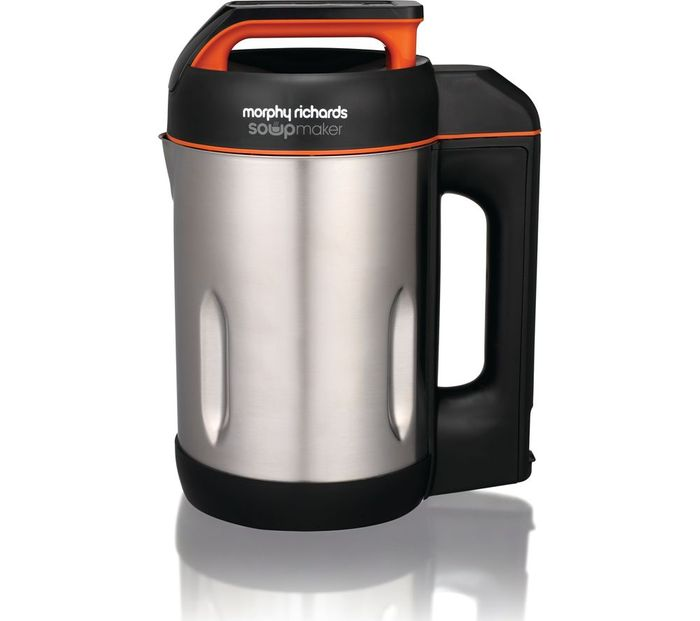 MORPHY RICHARDS501022 Soup Maker - Stainless Steel