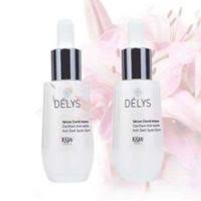 Free DELYS Anti Dark Spot Serum Sample